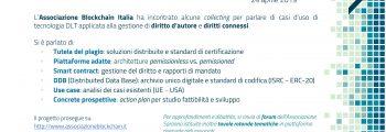 Consultazione pubblica criptoattività – CONSOB